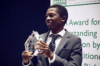 Adeola Austin Oyinlade Wins IBA Human Rights Award -craytv