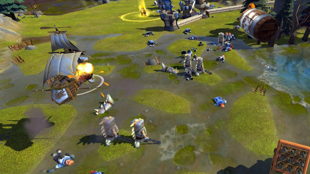 RTS game review
