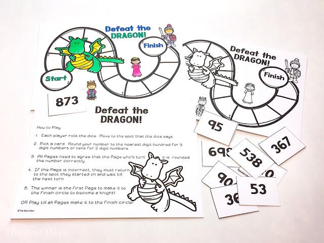 Digits Dragon Game