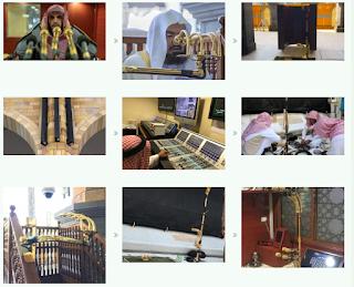 sound system di masjidil haram