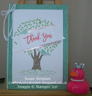 Stampin' Up! Susan Simpson Independent Stampin' Up! Demonstrator, Craftyduckydoodah!, Thoughtful Branches, Affectionately Yours Washi Tape, Supplies available 24/7,