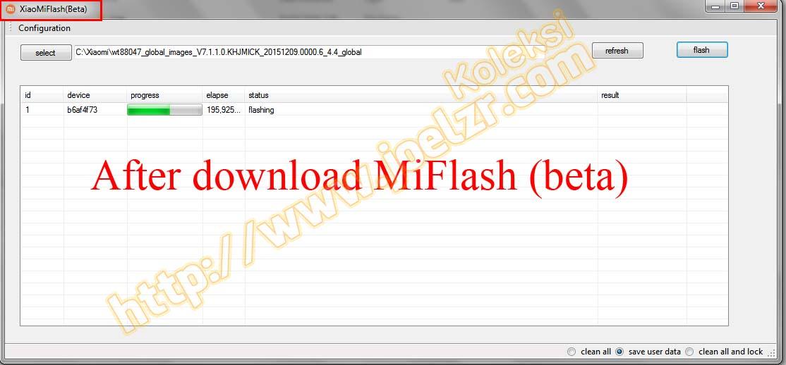 firmware xiaomi redmi 2 hm 2lte-cu