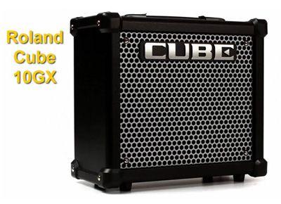 Amplificador para Guitarra Eléctrica Roland Cube-10GX