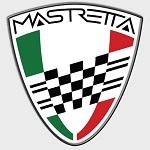 Logo Mastretta marca de autos
