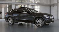 Đánh giá xe Mercedes GLC 300 4MATIC Coupe 2020