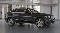 Thông số kỹ thuật Mercedes GLC 300 4MATIC Coupe 2021