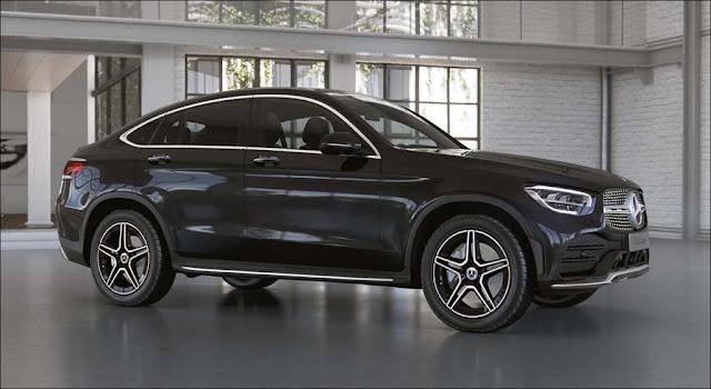 Mercedes GLC 300 4MATIC Coupe 2021