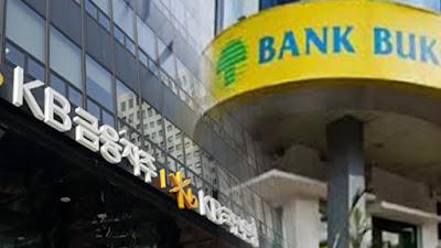 "Bank Asal Korea ""Kookmin Bank"" Akhirnya menguasai mayoritas saham Bank Bukopin"