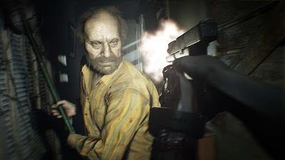 Download Game Resident Evil 7 Biohazard PC