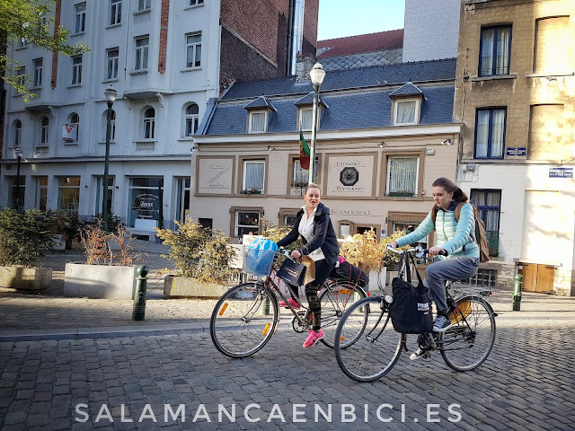 Salamancaenbici, salamanca en bici, bruselas