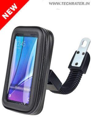 Top 3 Motorcycle Phone Mounts (Waterproof)