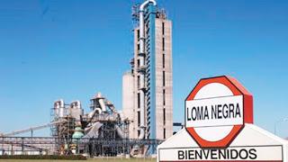 Loma Negra contratará 120 trabajadores para la planta L'Amalí II en Olavarría.