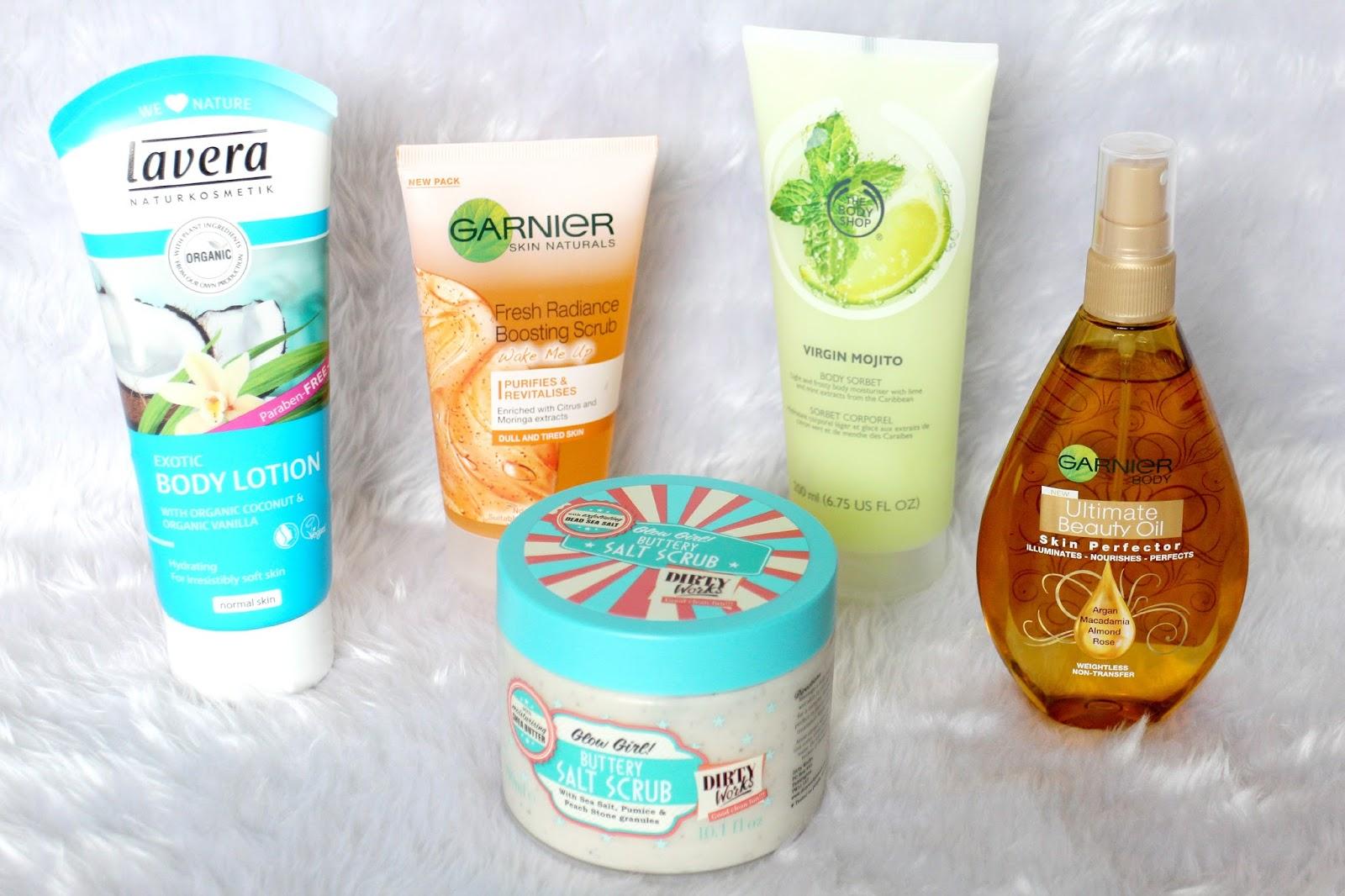 Summer Body Skin Essentials