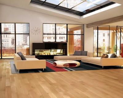 Sàn gỗ tự nhiên sồi trắng có giá thành phải chăng