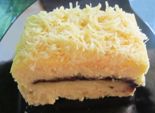 Resep Cake Kukus Keju Coklat: I Love Cakes: Brownies Tape Coklat Keju Kukus