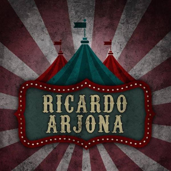 Ricardo Arjona - Official Website - BenjaminMadeira