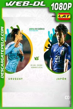 Uruguay vs Japón Copa América 2019 WEBL-DL 1080p Latino