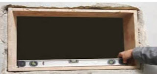 تركيب الاطار الخشبي
