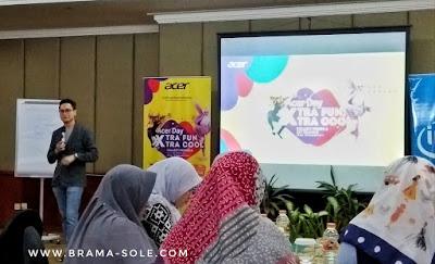Xtra Fun dan Xtra Cool yang ternyata menandai hadirnya Acer selama 20 tahun di Indonesia