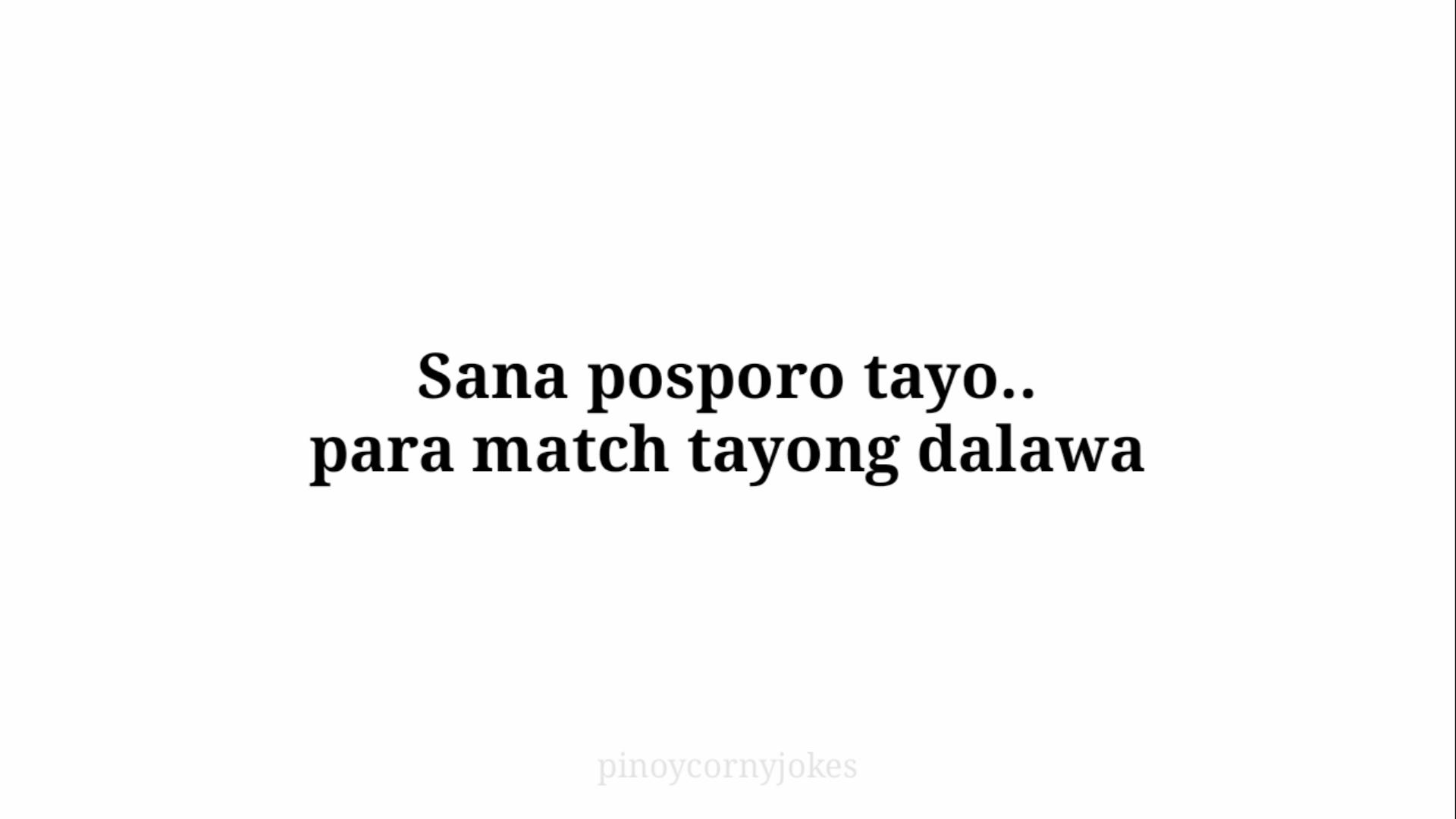 pinoy banat jokes - posporo