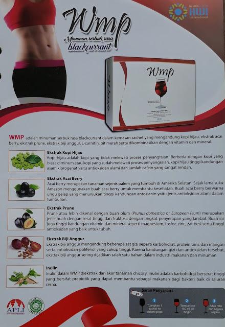 WMP – Untuk Diet