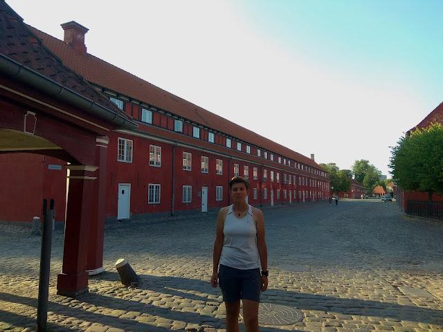 Kopenhaga - koszary