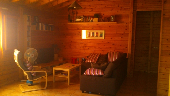 Casa madera en venta Borriol