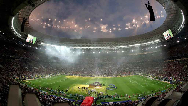 Pengalamanku Bersama Dengan Piala Dunia