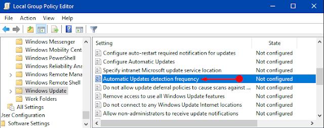 Workaround: 0x80244010 Exceeded Max Server Round Trips Error in Windows 10