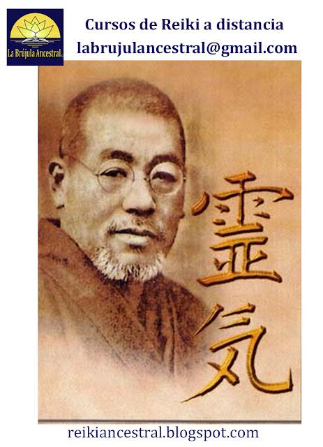 MIkao Usui. Descubridor de Reiki