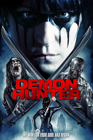 Demon Hunter (2016) 300MB Full Hindi Dual Audio Movie Download 480p Web-DL Free Watch Online Full Movie Download Worldfree4u 9xmovies
