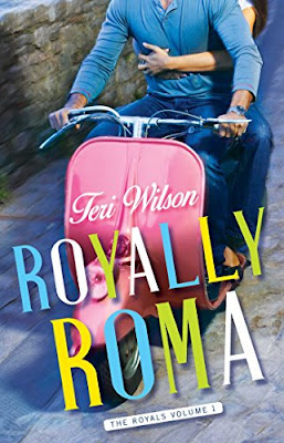 Book Review and GIVEAWAY: Royally Roma
