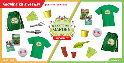 Back to the garden growing kits indoor or outdoor