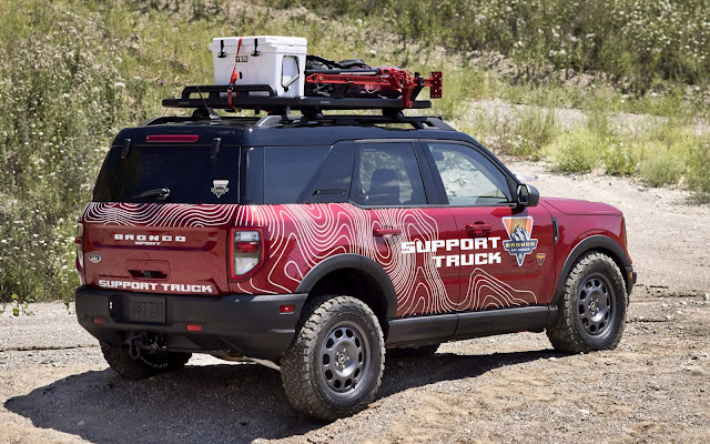 Ford recebeu 165.000 pedidos do Bronco na pré-venda