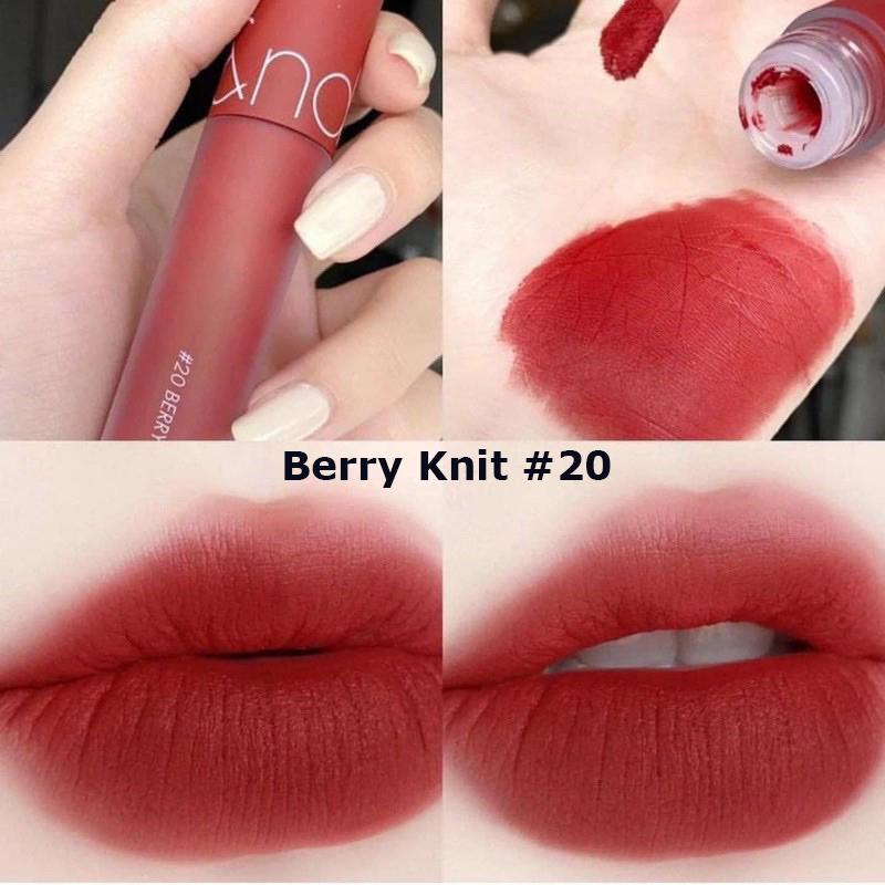 Son tint Romand #20 Berry Knit