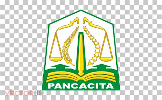 Logo Provinsi Aceh (Pancacita) - Download Vector File PNG (Portable Network Graphics)