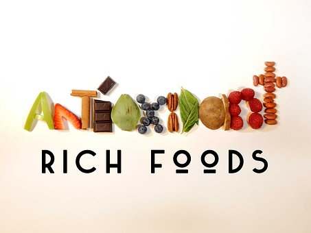 rich food image