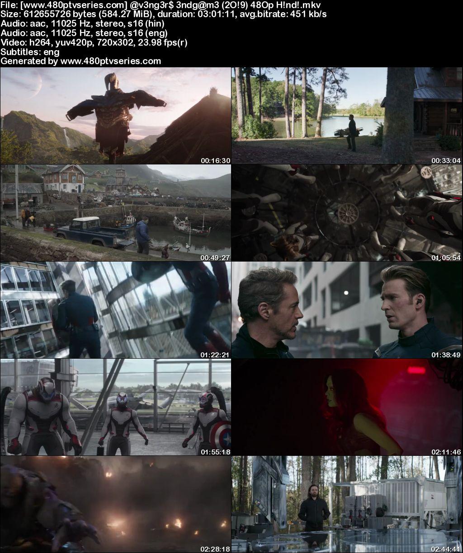 Avengers: Endgame (2019) 550MB Full Hindi Dual Audio ORG Movie Download 480p Bluray Free Watch Online Full Movie Download Worldfree4u 9xmovies