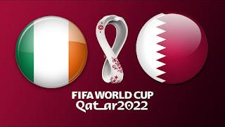 مشاهدة مباراة قطر وإيرلندا بث مباشر اليوم في التصفيات المؤهلة لكأس العالم