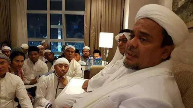 11 Kader FPI Tersangka Ricuh Haul NU, Habib Rizieq Kerahkan Tim Pengacara