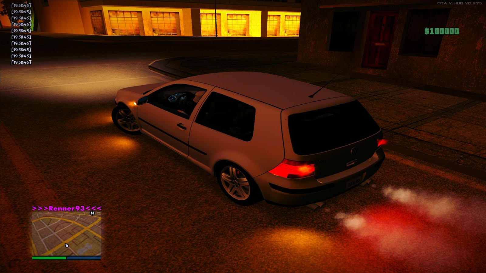 vw golf 4 v5 datp mods mods para gta sa. Black Bedroom Furniture Sets. Home Design Ideas