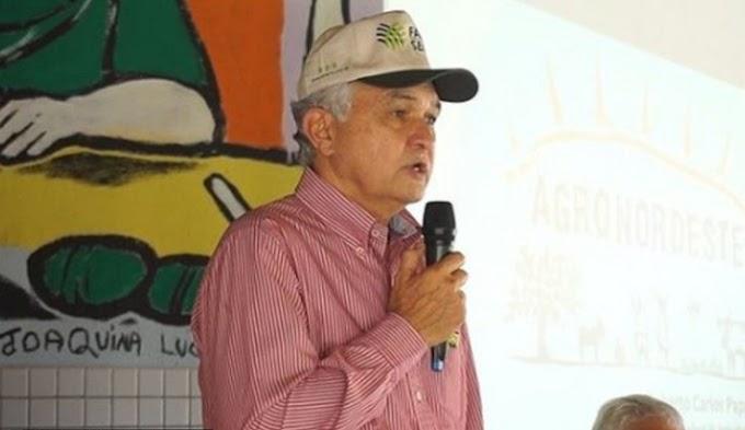 Deputado General Girão participa de evento com produtores rurais em Ipanguaçu