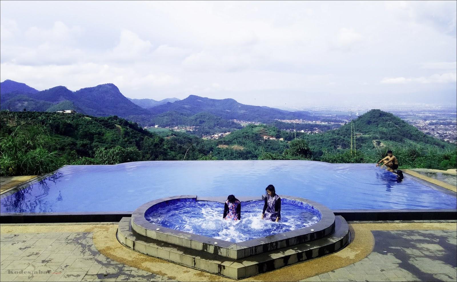 Taman Love Soreang, Objek Wisata Romantis di Kabupaten Bandung