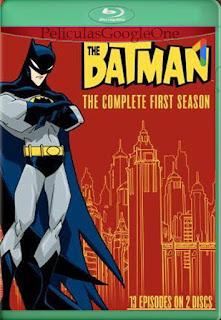 The Batman Temporada 1 (2004) [1080p BRrip] [Latino-Inglés] [LaPipiotaHD]