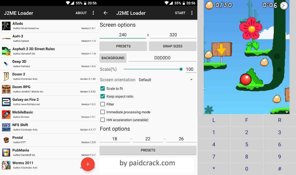 J2ME Loader Mod Apk 1.6.9-play