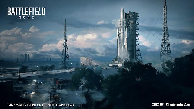 ORBITAL (Battlefield 2042 Map)
