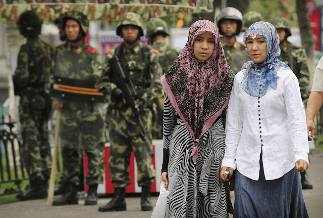 China Is Busy in Destroying Graves Of Uighur Muslims's Ancestors
