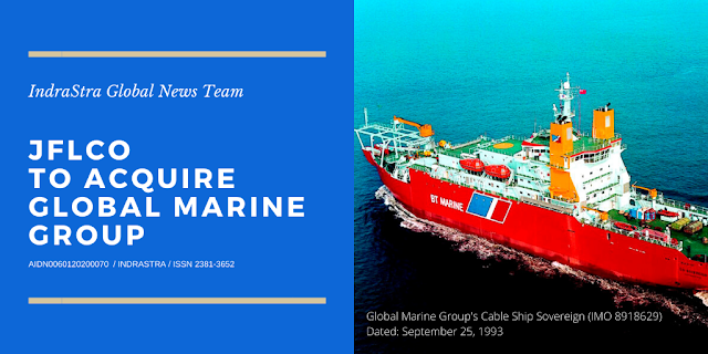 JFLCO to acquire Global Marine Group
