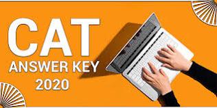 cat answer key, cat 2020 answer key, cat exam answer key, cat exam 2020 answer key,iimcat.ac.in,answer key