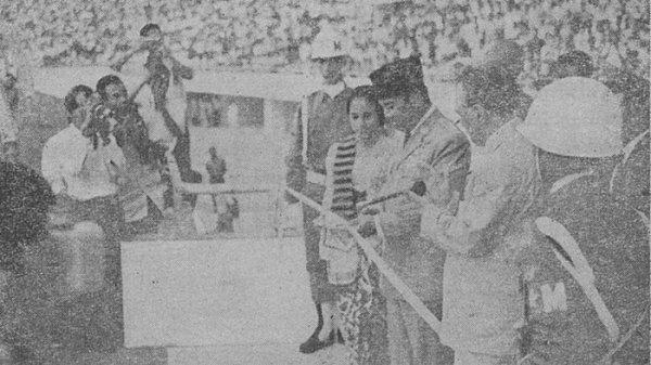 INILAH !!! Asian Games 1962 dan Politik Mercusuar Bung Karno